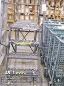 Ballymore 4 step with portable shop ladder