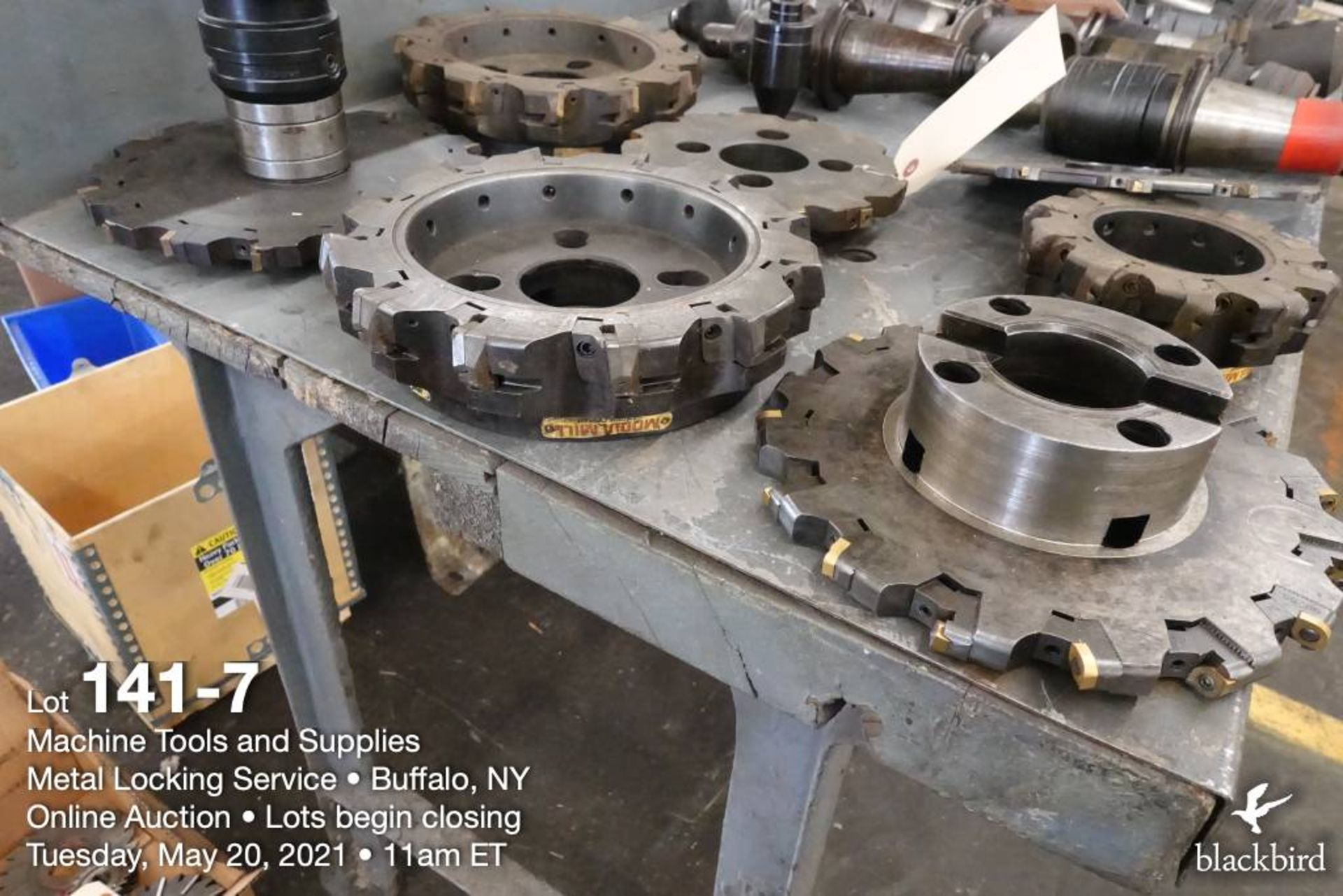 Lot of misc. milling cutters - Image 8 of 8