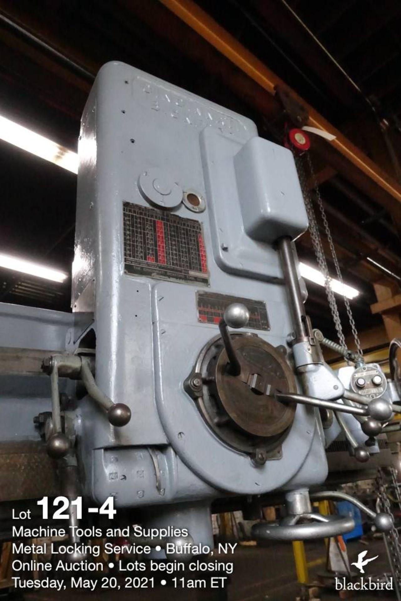 Cincinnati Bickford Super Service radial drill - Image 4 of 6