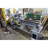 Reed-Prentice tool room lathe, Yuasa tool post