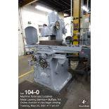 Abrasive 3-B surface grinder, magnetic chuck
