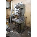 Avey twin spindle drill press, M 1/2 heavy