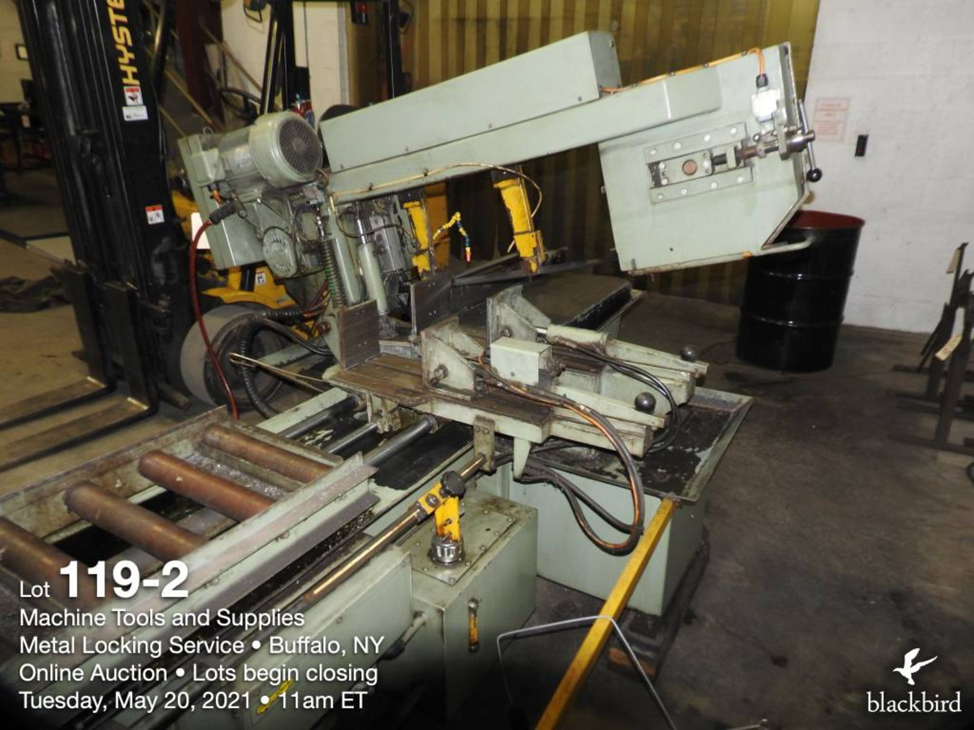HYD-MECH S-20A band saw, 240V - Image 3 of 5