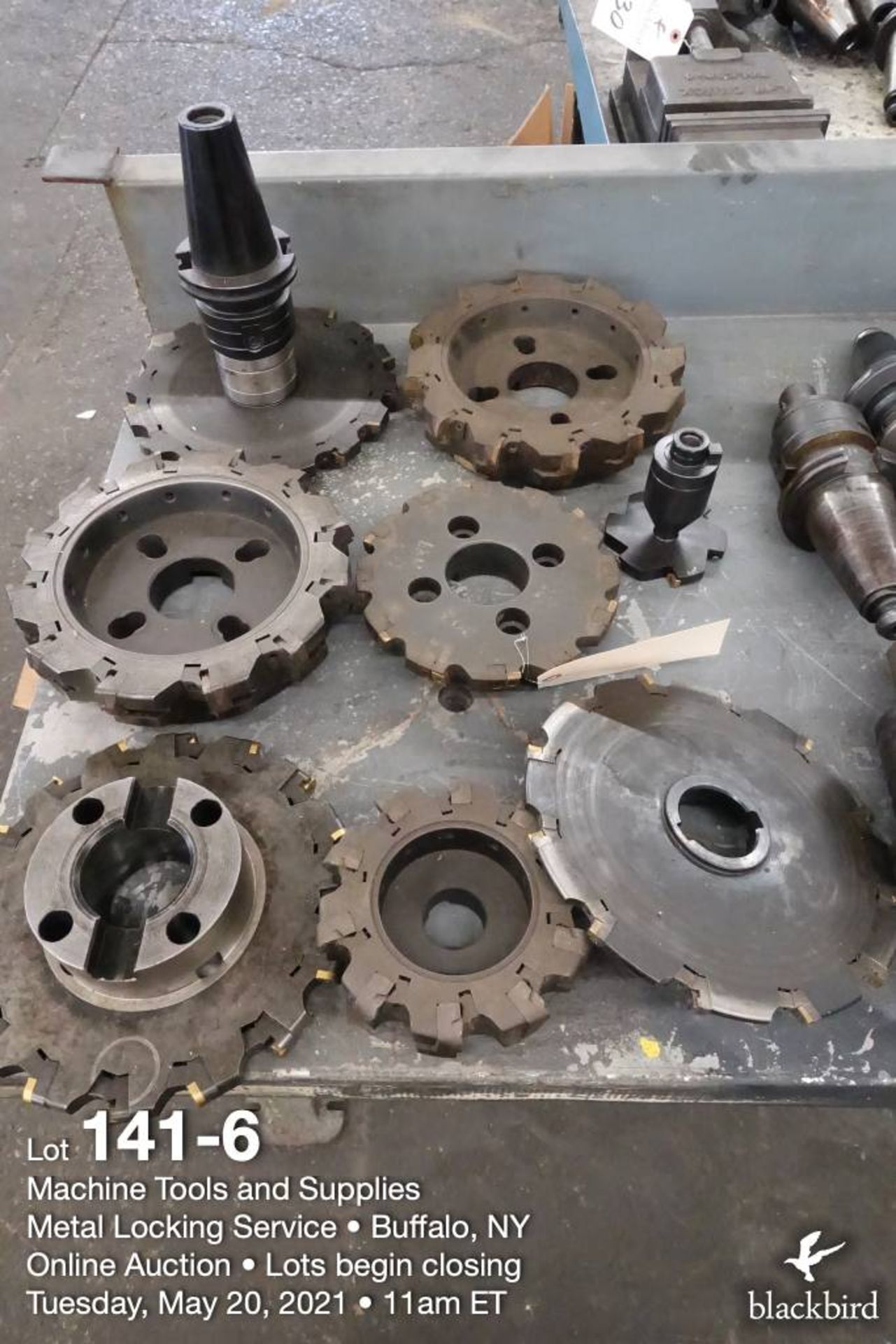 Lot of misc. milling cutters - Image 7 of 8
