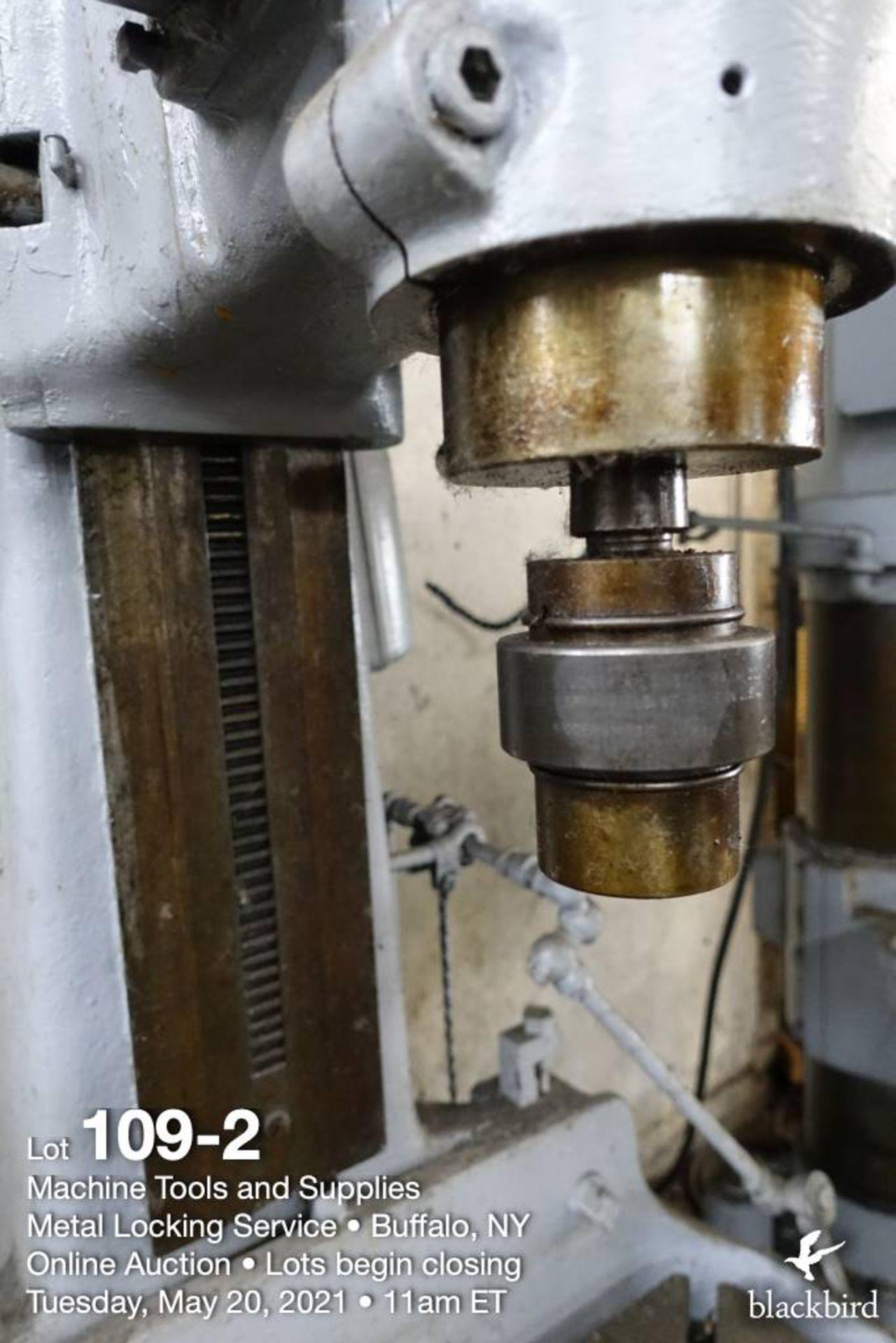 Cincinnati Bickford Super Serve drill press - Image 3 of 4