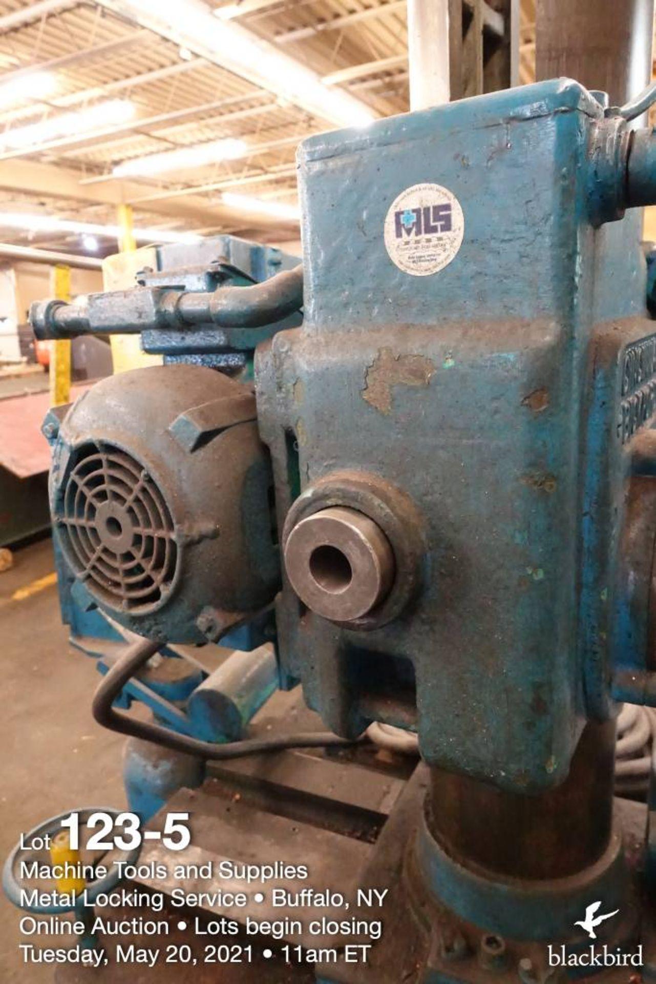 Cincinnati Bickford Super Service portable horizontal drilling machine - Image 6 of 7