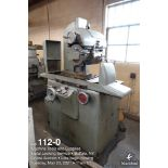 Thompson 6 x 18 surface grinder, magnetic chuck