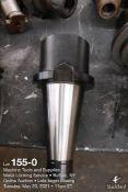 (1) Unused 40 taper tool holder as photographed