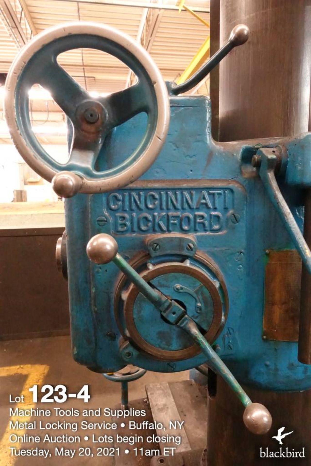 Cincinnati Bickford Super Service portable horizontal drilling machine - Image 5 of 7