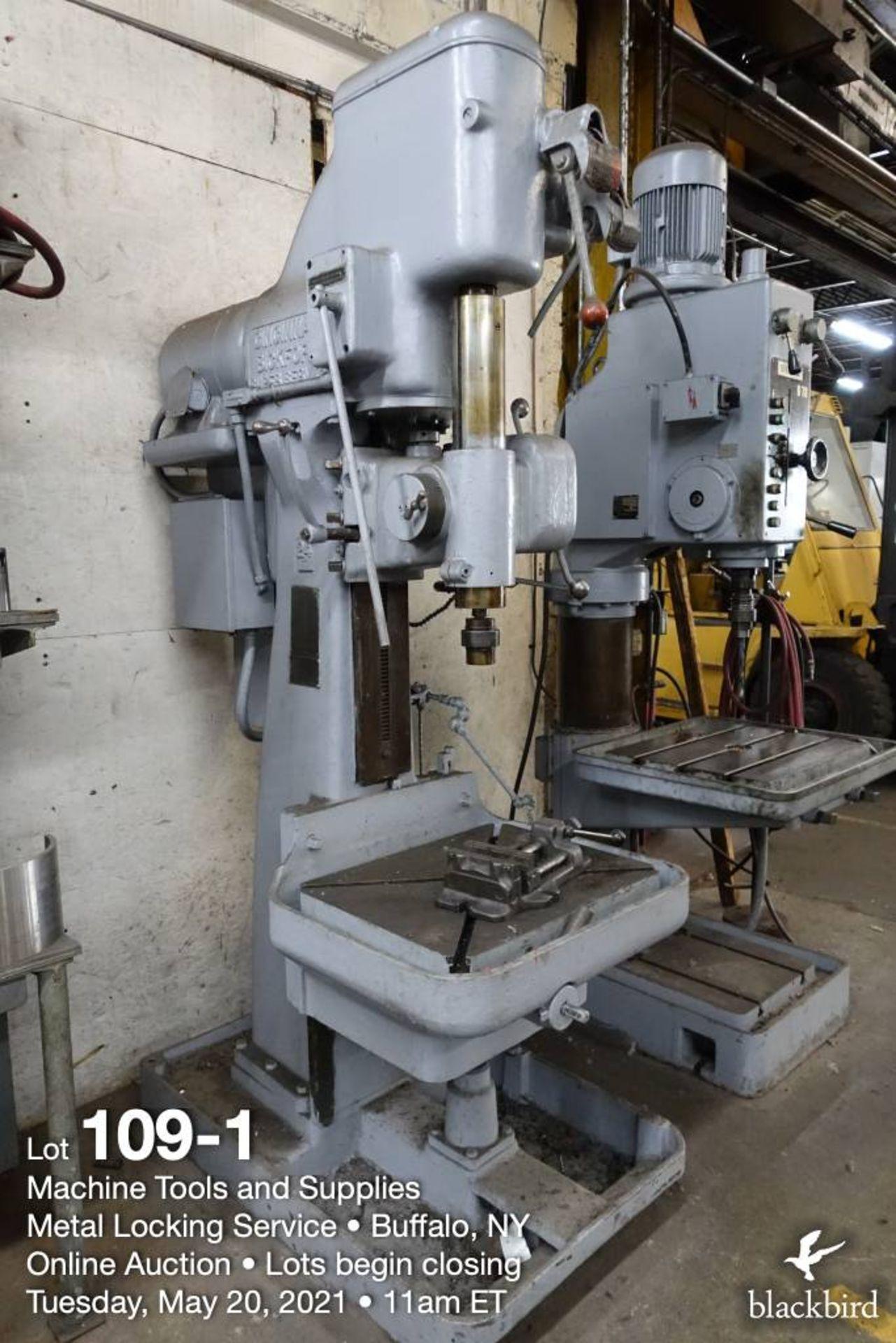Cincinnati Bickford Super Serve drill press - Image 2 of 4
