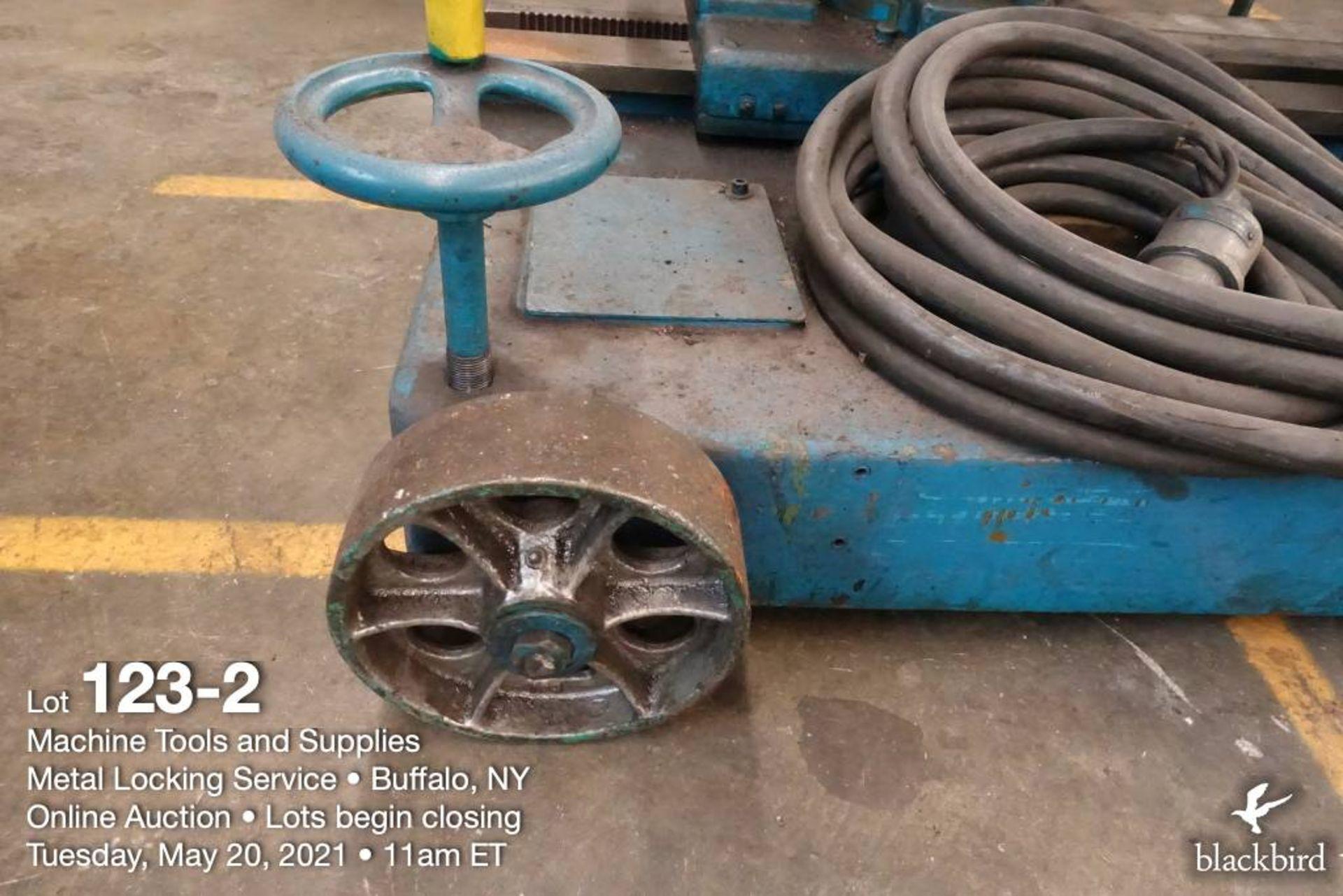 Cincinnati Bickford Super Service portable horizontal drilling machine - Image 3 of 7