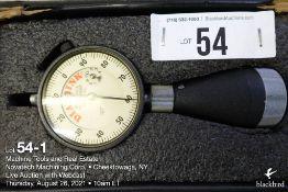 Brunswick Instrument Dialsink taper gauge