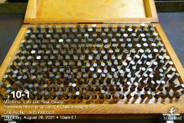 """Pin gauge set M-2 .251""""-.500"""""""