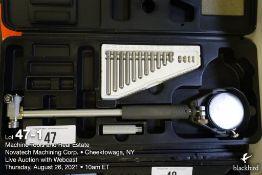 Mitutoyo dial bore gauge set