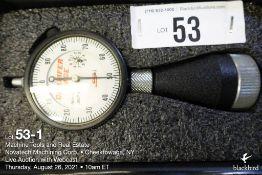 Swiss Precision chamfer gauge