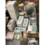 Lot of NEW Valves: Asco, CKD, Continental, Parker Hannifin, Vickers, and MORE - list in Description