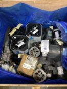 Lot of Misc New/Refurb DC Motors