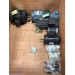 Lot of Misc/Refurb DC and Servo Motors