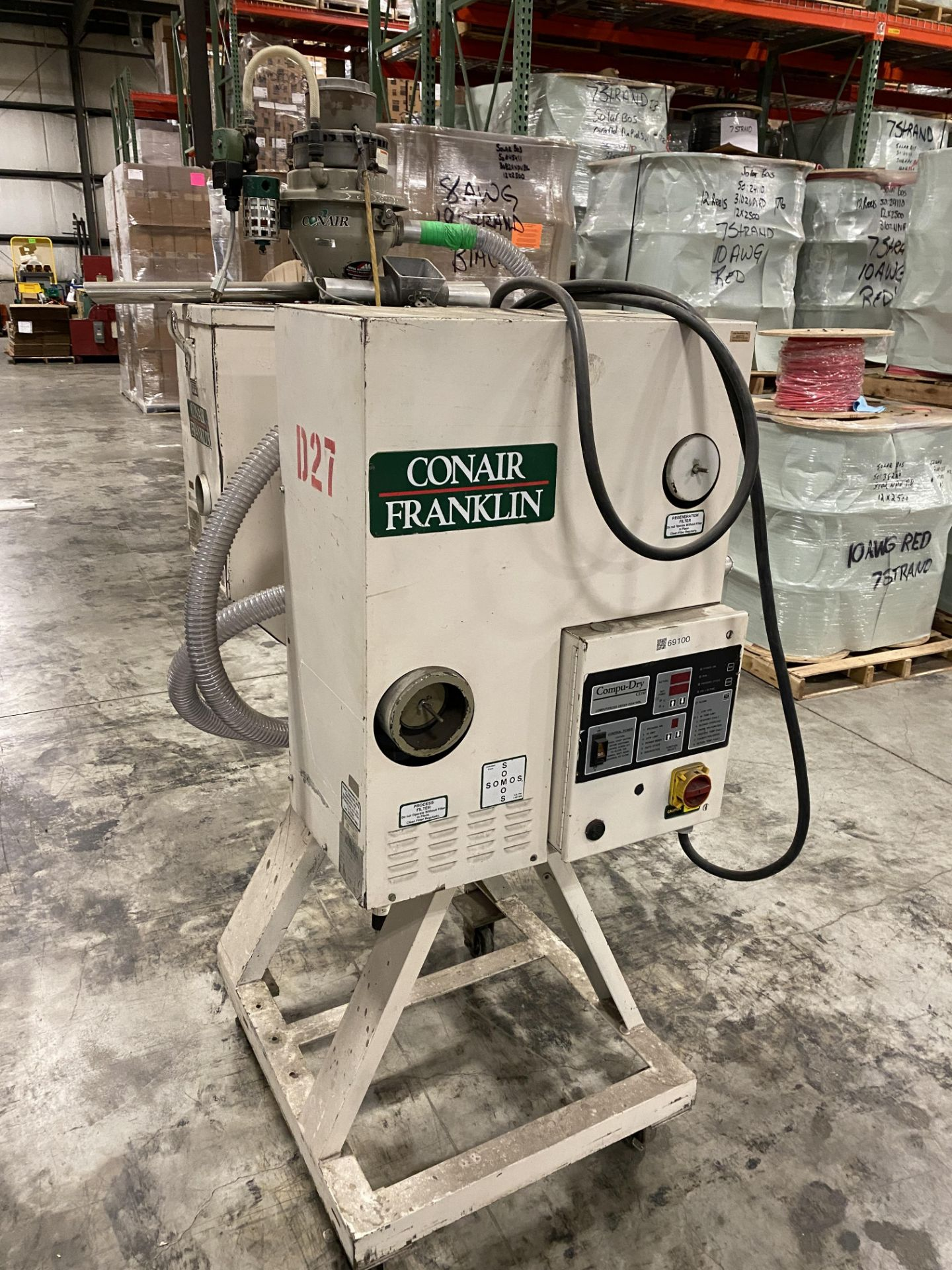 Conair Franklin DHB3A4S030050 Machine Mount Dryer - Image 2 of 8