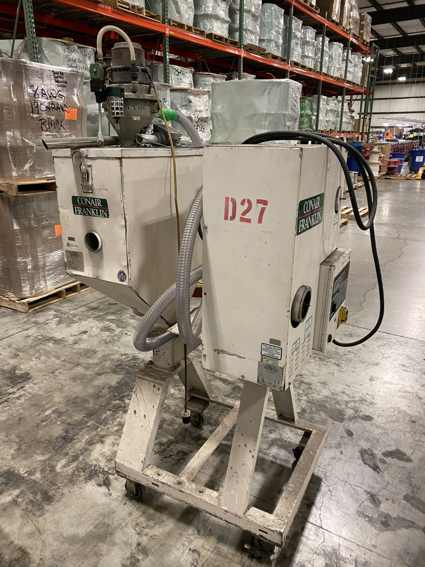 Conair Franklin DHB3A4S030050 Machine Mount Dryer - Image 4 of 8