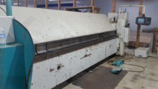 2000 CNC Fasti 212-40-3 Metal Panel Folder