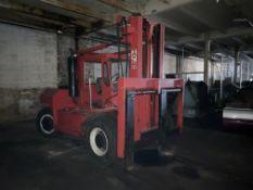 22,000 Lb Taylor Diesel Lift Truck