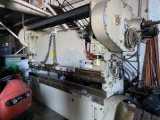150 Ton Wysong Press Brake