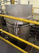 "46"" Dia x 94"" Rogers Autoclave / Vulcanizer, w/ Controls, Pot# 561"