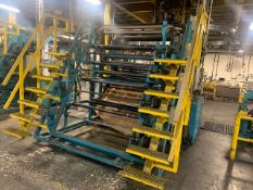 """Builder Complete #52, W/ 65"""" Wide Rollers, Controls and Spinner Machine"""