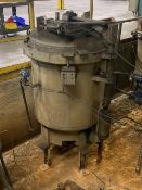 Industrial Metal Products Vulcanizer / Autoclave Unit, 650 degree