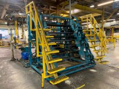 """Builder Complete #51, W/ 65"""" Wide Rollers, Controls and Spinner Machine"""