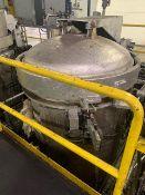 """50"""" dia x 93"""" H Rogers Autoclave / Vulcanizer Pot, Pot# 559, NO CONTROLS"""