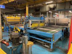 Dayco Cut & Turn Line #2 w/ Siemens Controls