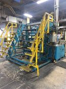 """Builder Complete #53, W/ 64"""" Wide Rollers, Controls and Spinner Machine"""