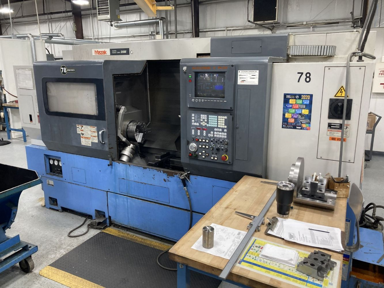 Surplus Metalworking Machinery to Ongoing Operations: Multi-Location Sale