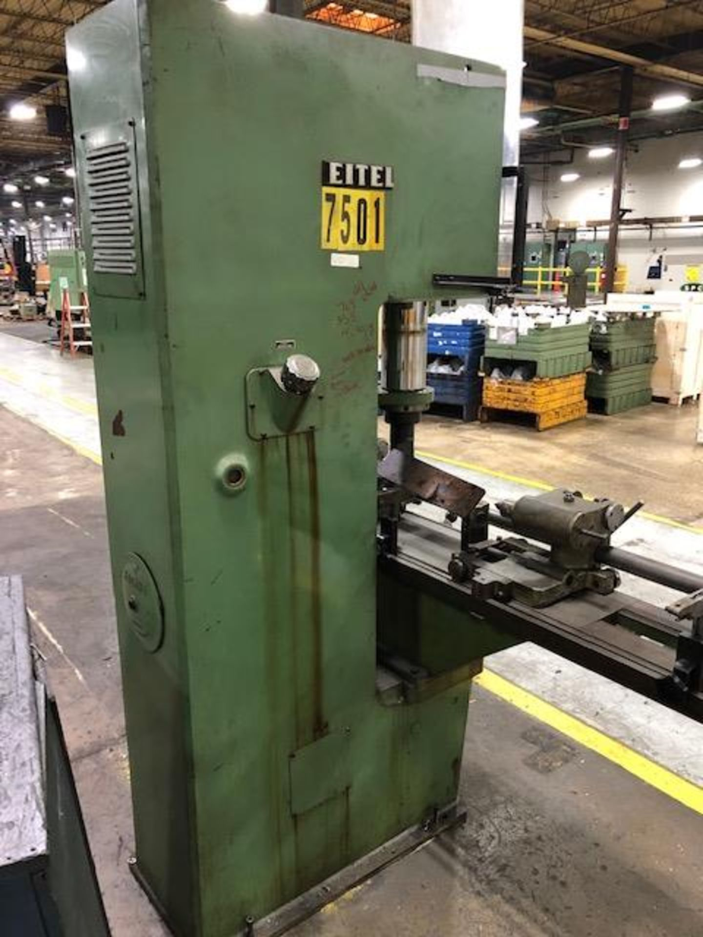 Eitel RP-25 Hydraulic Straightening Press - Image 5 of 7