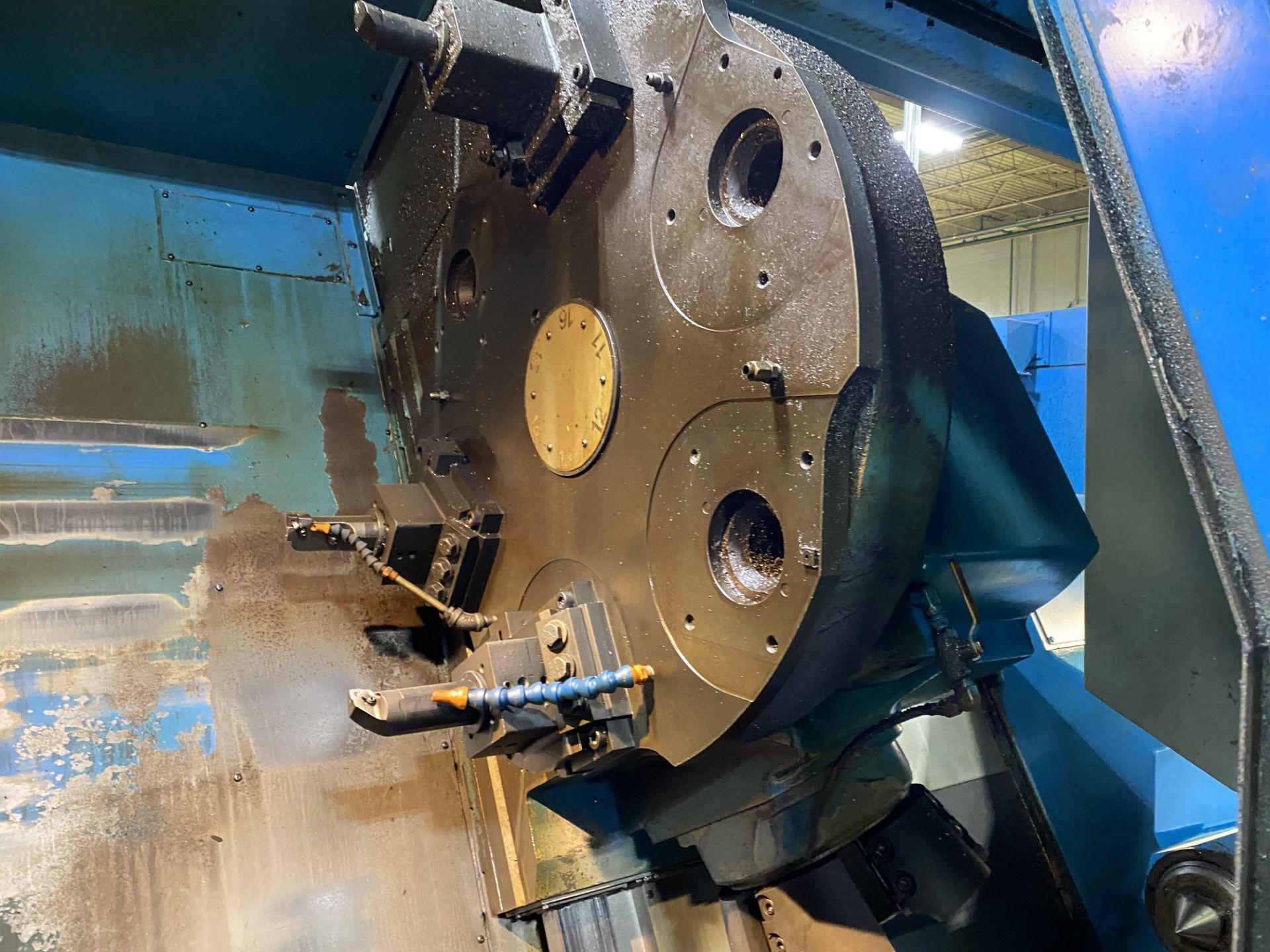 Cincinnati 24x60 Cinturn CNC Lathe - Image 4 of 8
