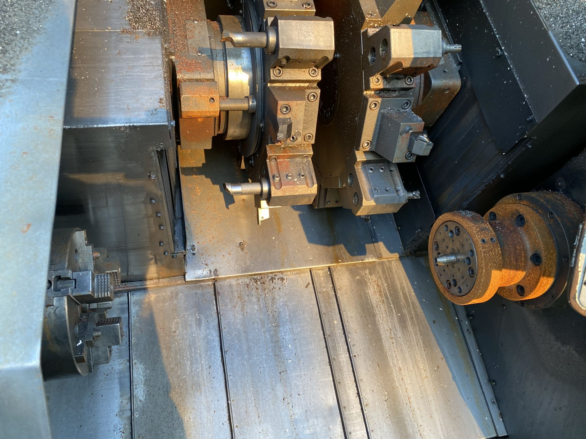 Nakamura-Tome #TW-30 CNC Lathe - Image 5 of 7
