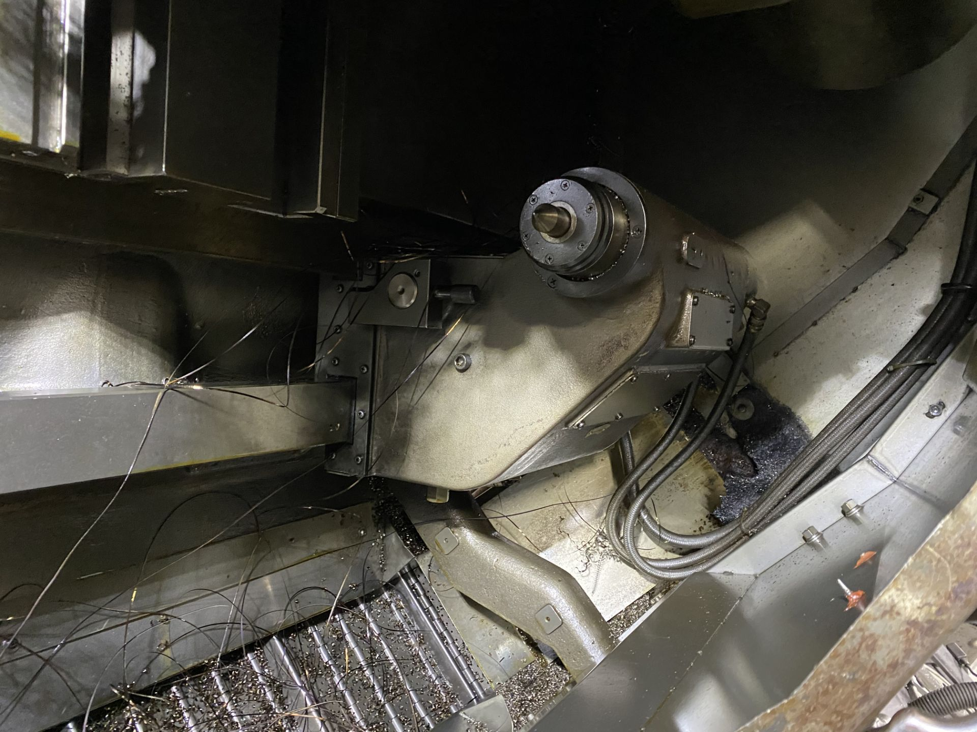 Mori Seiki SL-25M5 CNC Lathe - Image 5 of 8