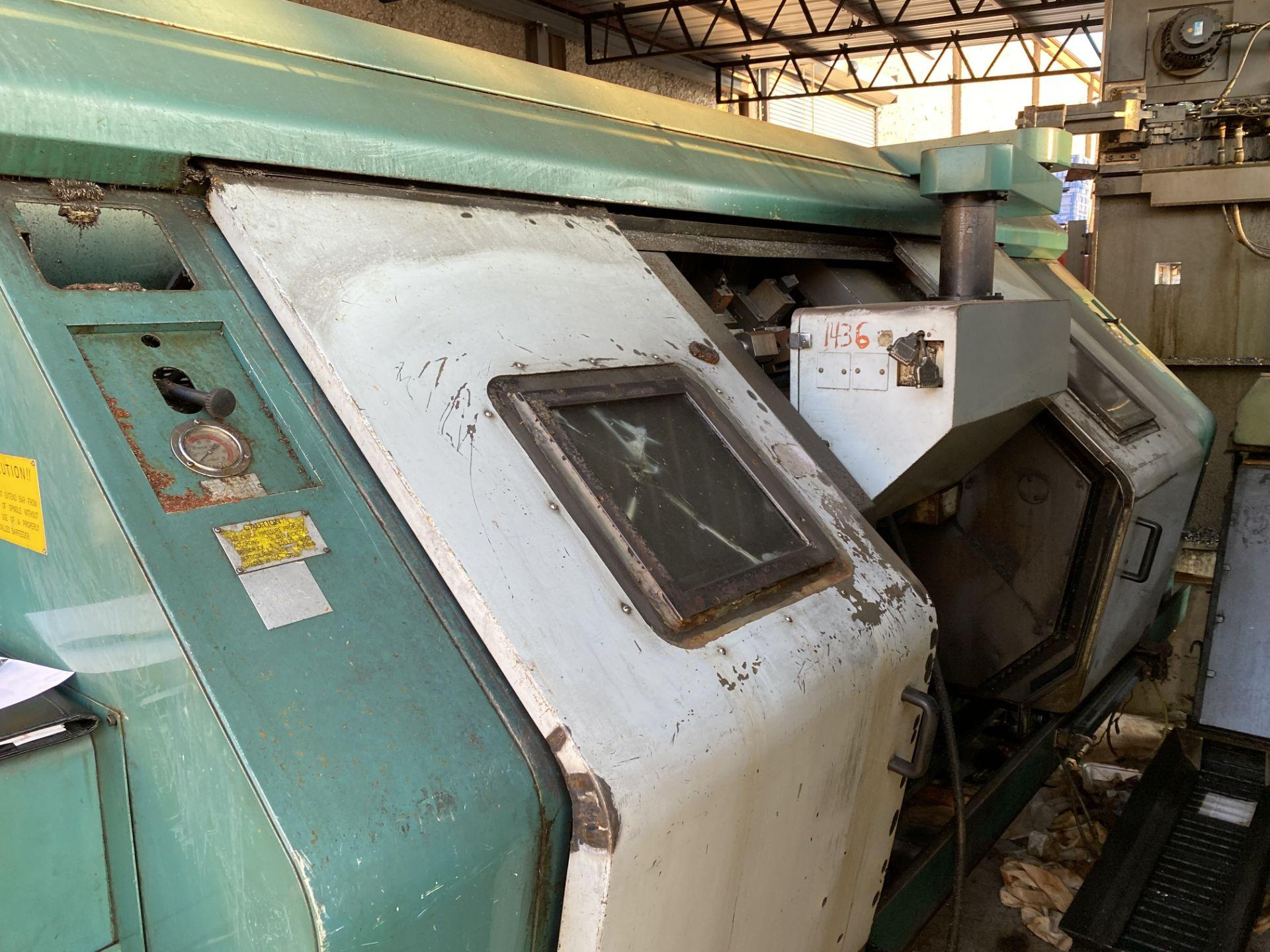 Nakamura-Tome #TW-30 CNC Lathe - Image 2 of 7
