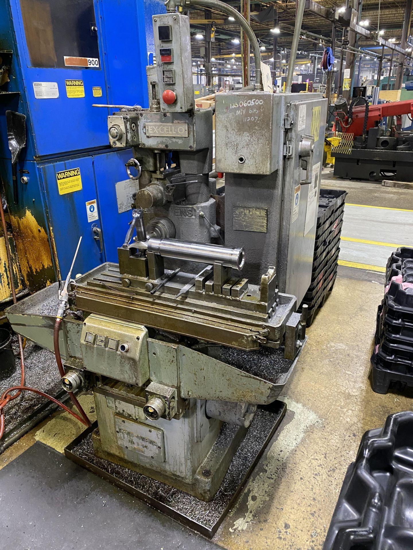 Kent Owens #1-14 Milling Machine