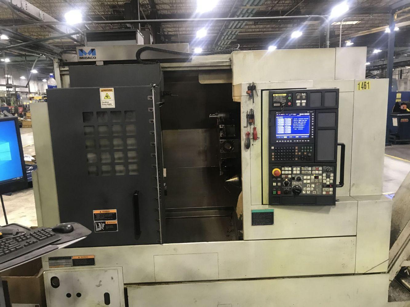 Surplus Machinery - Major Forklift Gear Manufacturer