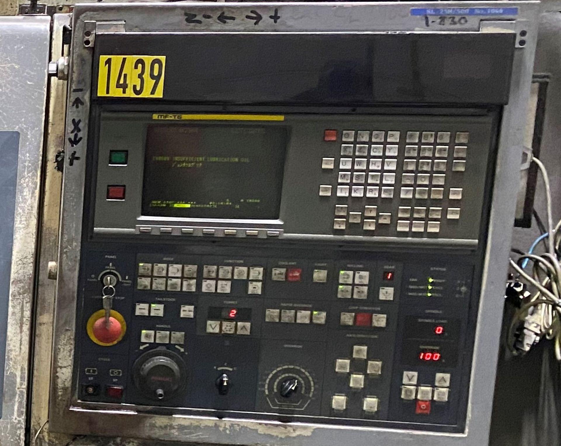 Mori Seiki SL-25M5 CNC Lathe - Image 2 of 8