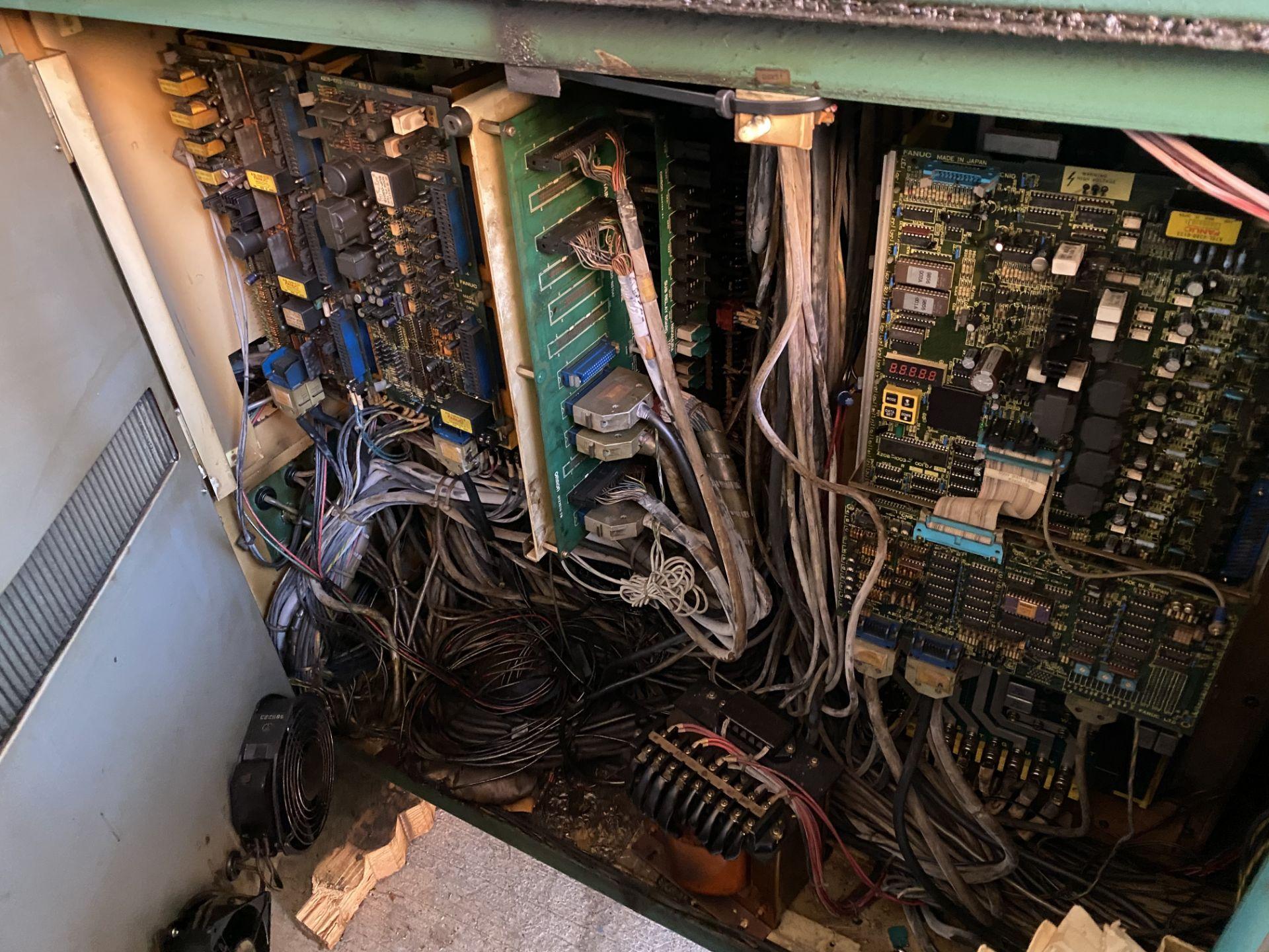 Nakamura-Tome #TW-30 CNC Lathe - Image 7 of 7
