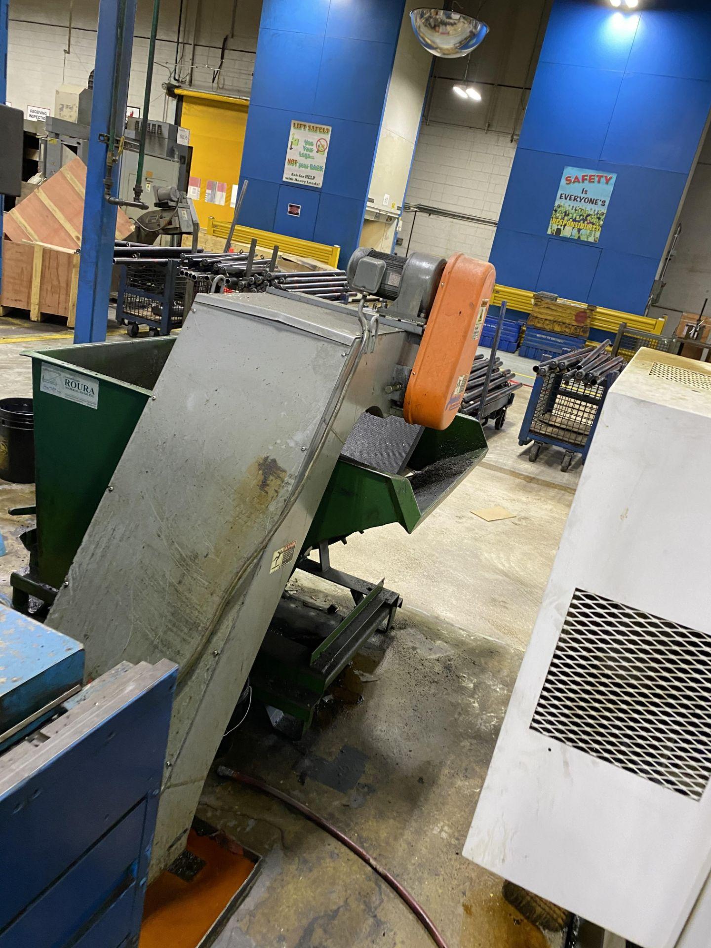Cincinnati 24x60 Cinturn CNC Lathe - Image 6 of 8