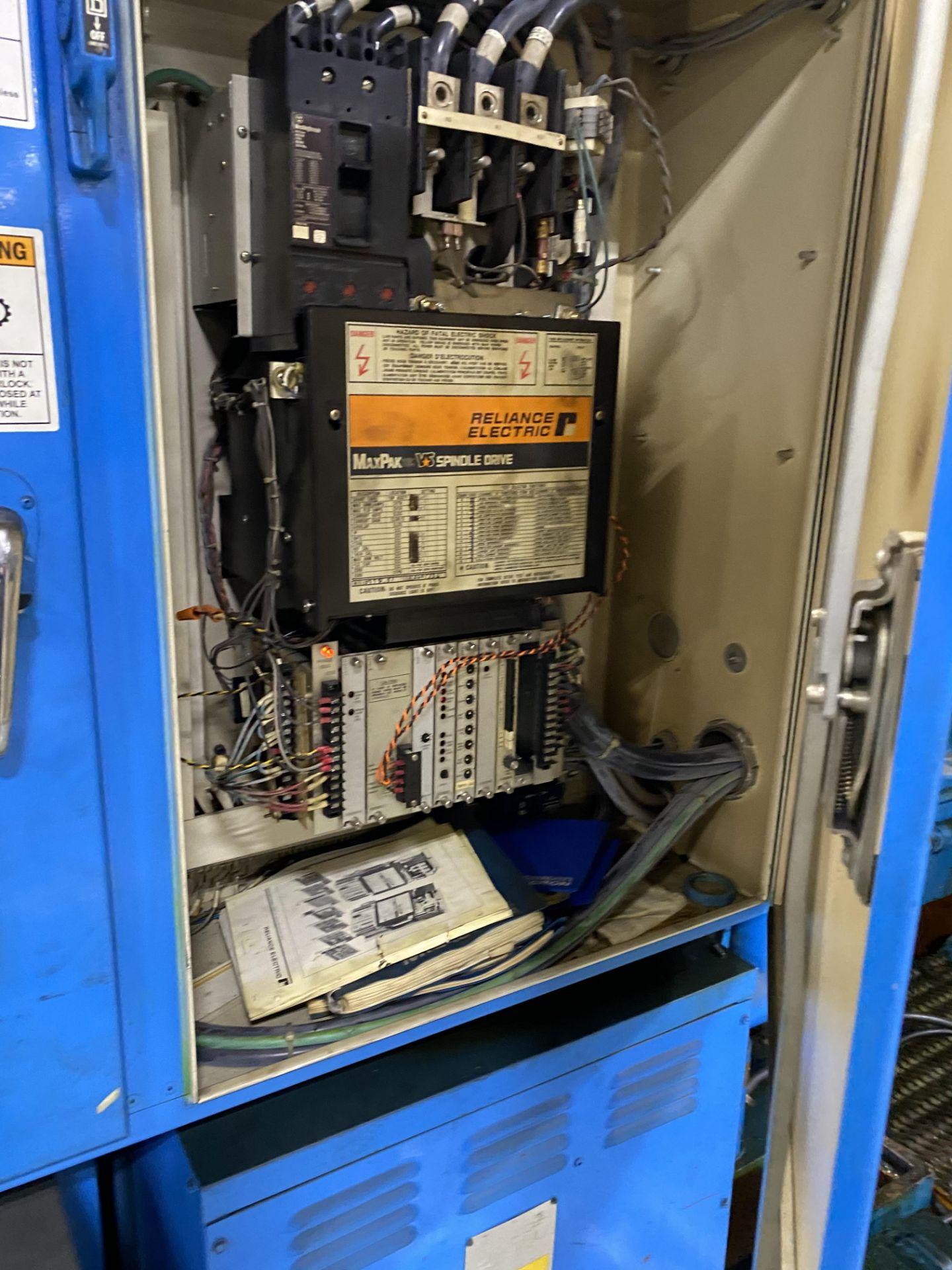Cincinnati 24x60 Cinturn CNC Lathe - Image 7 of 8