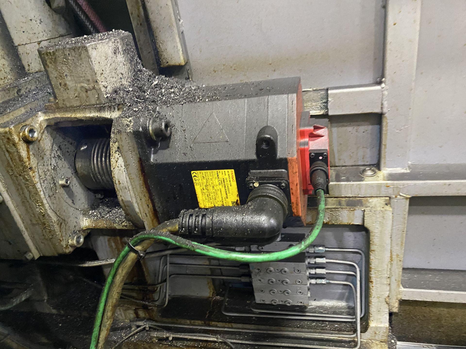 Cincinnati Cinturn 12 CNC Lathe w/ Fanuc Control RETROFIT ***PARTS MACHINE, NO CONTROLLER** - Image 7 of 8