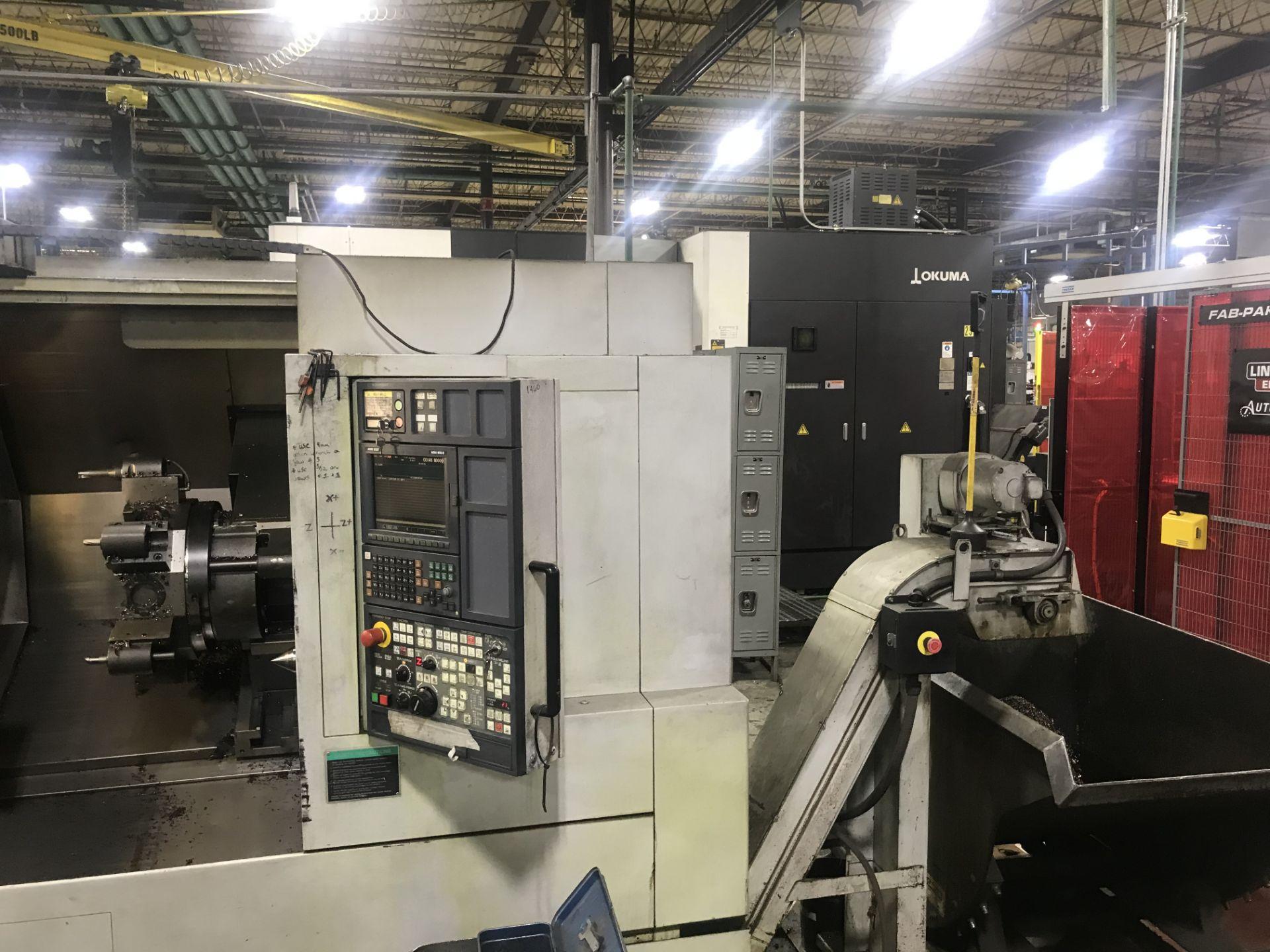 2006 Mori Seiki NL2500/700 CNC Turning Center - Image 2 of 12