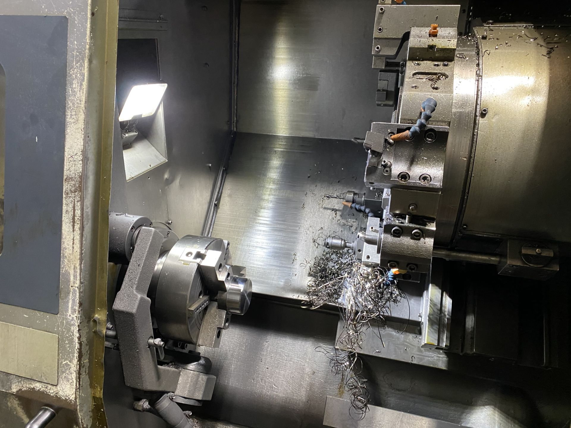 Mori Seiki SL-25M5 CNC Lathe - Image 3 of 8