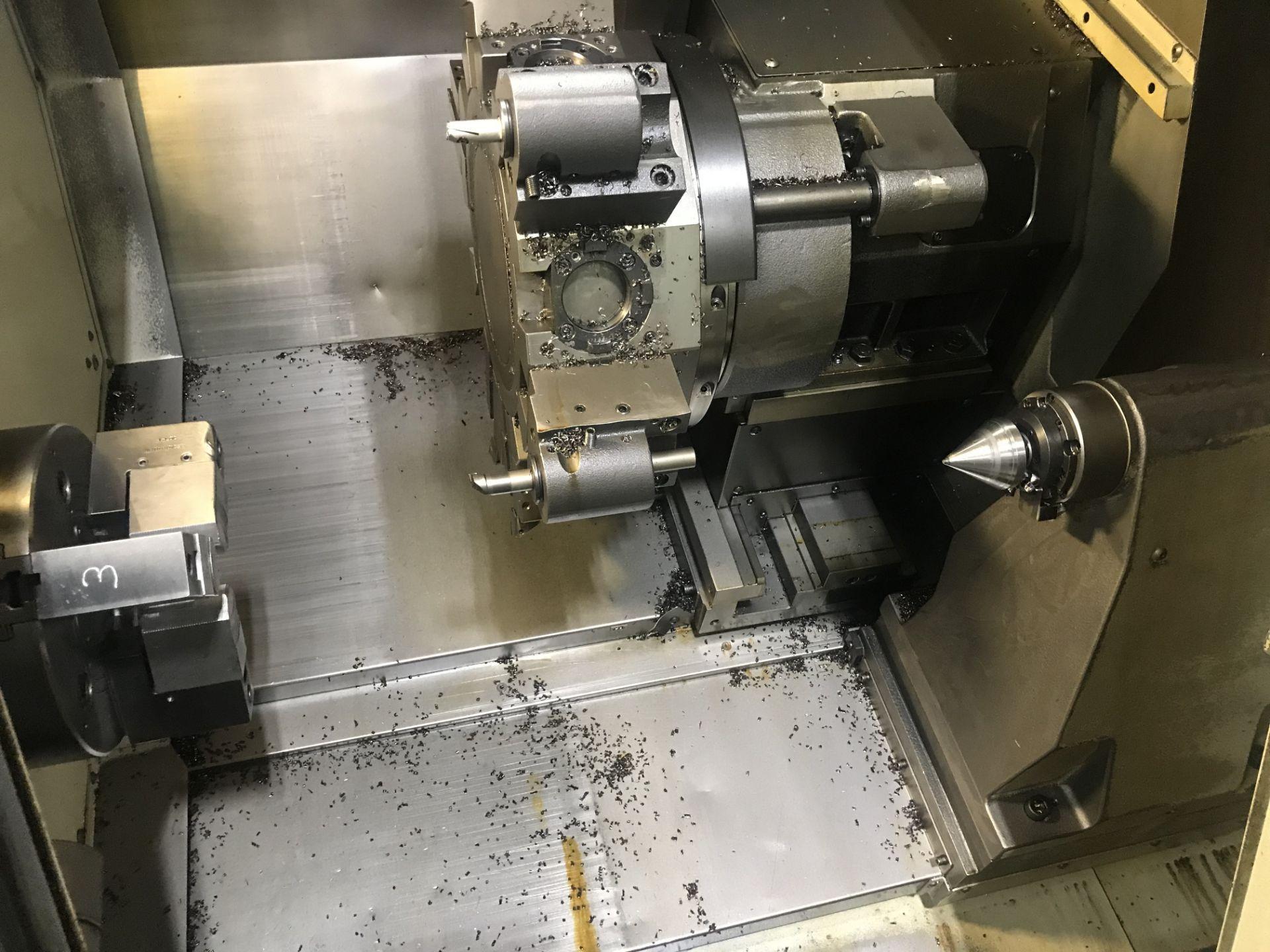 2006 Mori Seiki NL2500/700 CNC Turning Center - Image 3 of 12